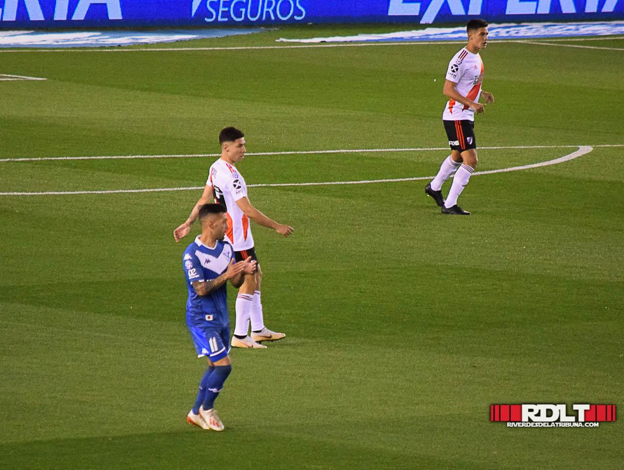 Fotos: River vs Vélez (Superliga - Fecha 7 - 2019/2020)