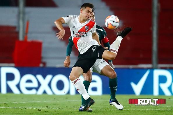 Fotos: River Plate vs Palmeiras (Semifinal - Ida - Copa Libertadores 2020)