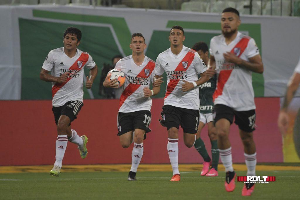 Fotos: Palmeiras vs River Plate (Semifinal - Vuelta - Copa Libertadores 2020)