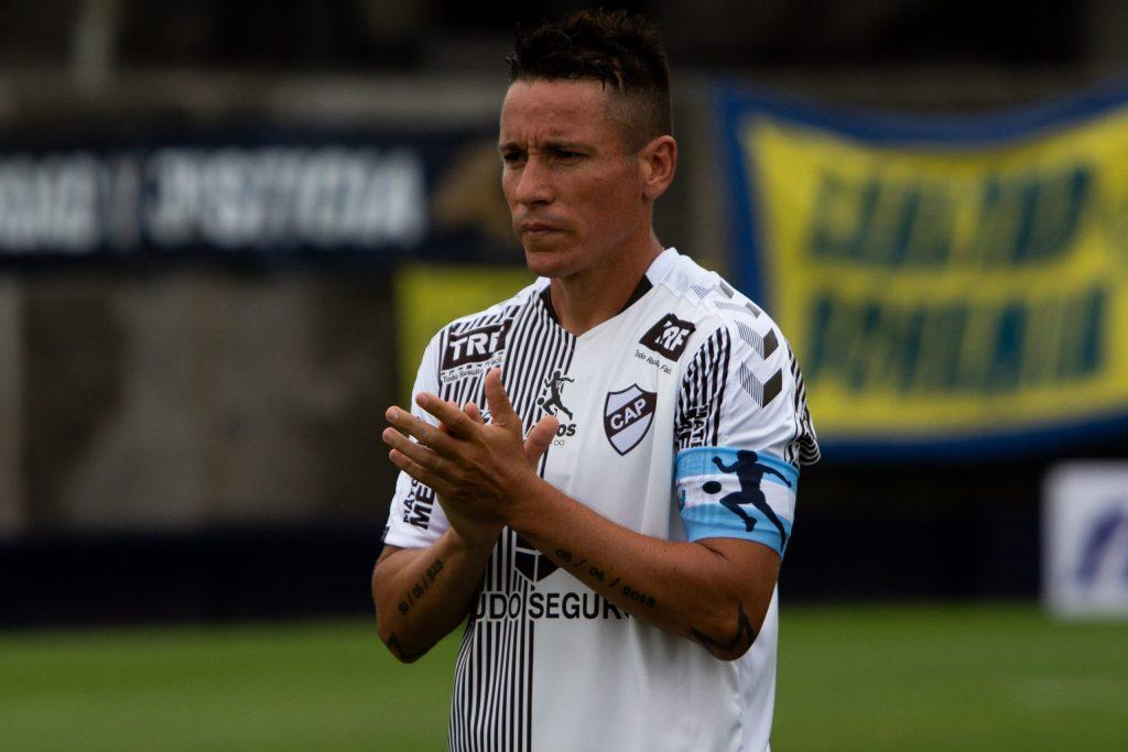 """Mauro Bogado: """"Firmo el empate"""""""