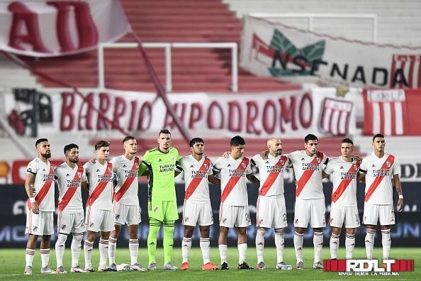 Fotos: Estudiantes vs River Plate (Primera Fase - Copa de la Liga 2021)