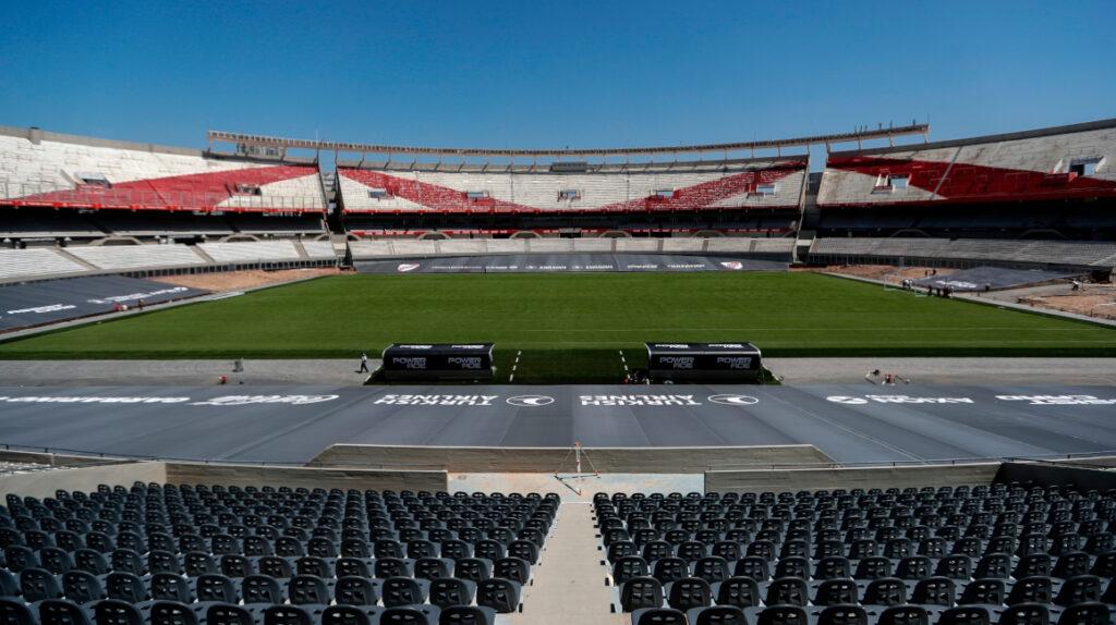 ¿Cambio de localía por Copa Libertadores?