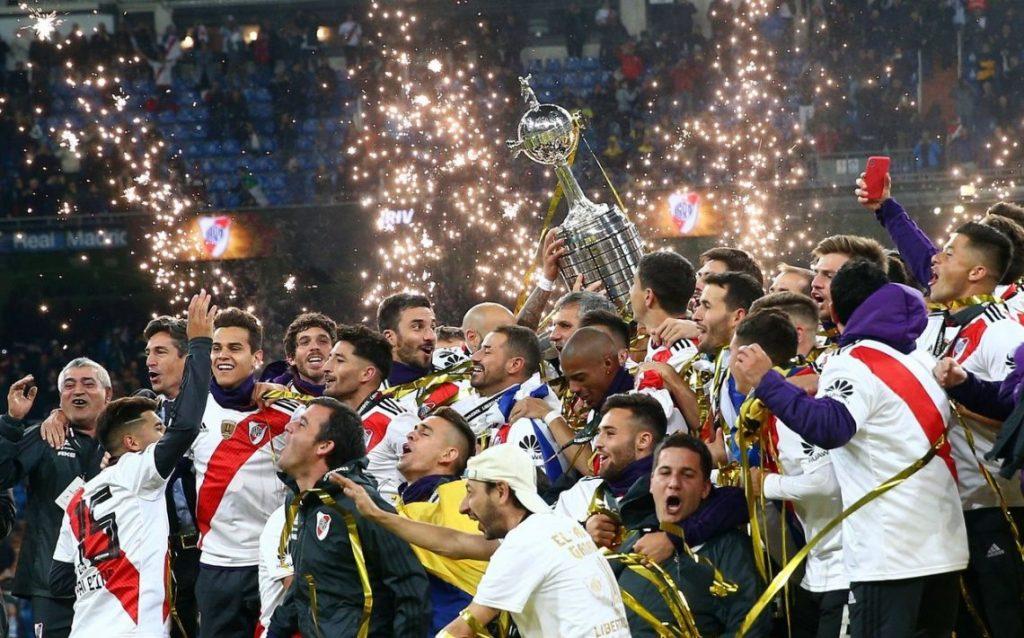 Grupo de Libertadores confirmado