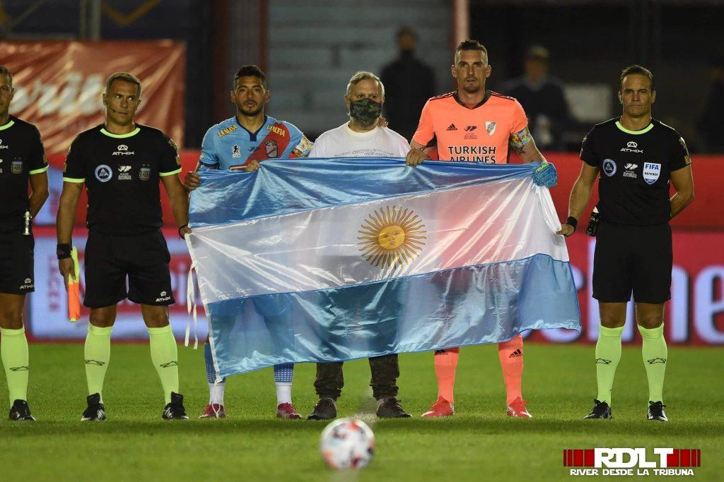 Fotos: Arsenal vs River Plate (Primera Fase - Copa de la Liga 2021)