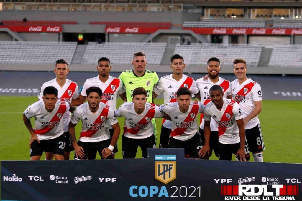 Lee más sobre el artículo Fotos: River Plate vs San Lorenzo (Primera Fase - Copa de la Liga 2021)