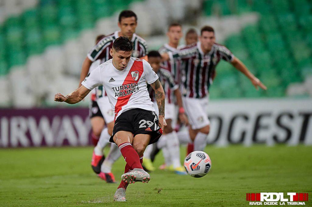 Fotos: Fluminense vs River Plate (Fase de grupos - Ida - Copa Libertadores 2021)