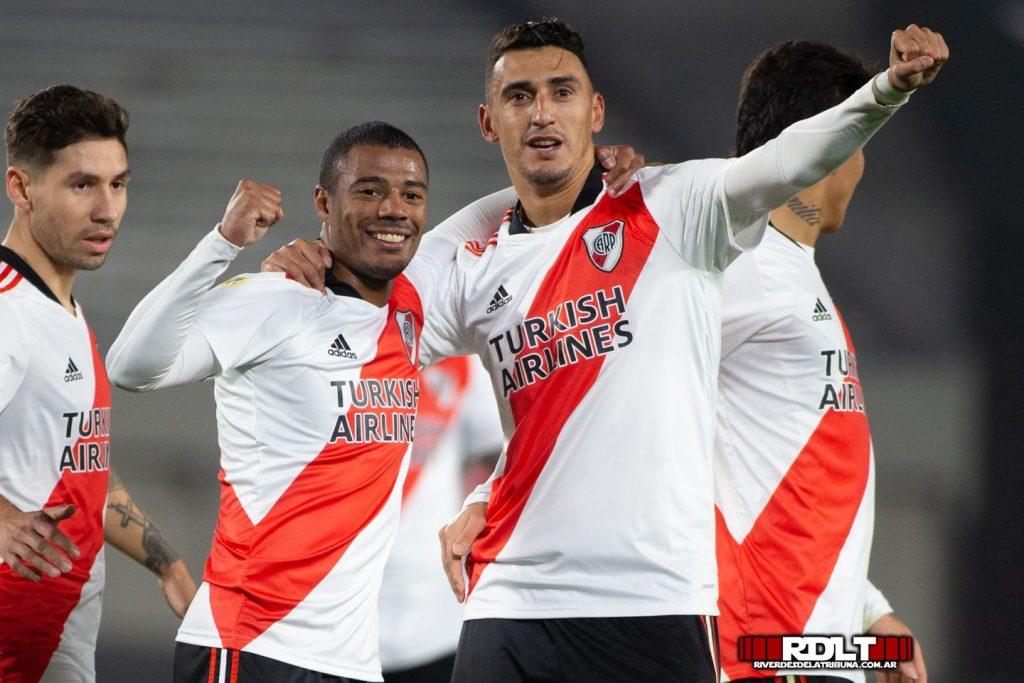 Lee más sobre el artículo Fotos: River Plate vs Unión (Primera División 2021)