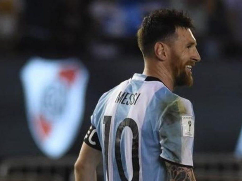 Lee más sobre el artículo Con Messi, y un plus la Selección vuelve a su casa