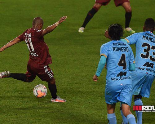 Fotos: Binacional vs River Plate (Vuelta - Copa Libertadores 2020)